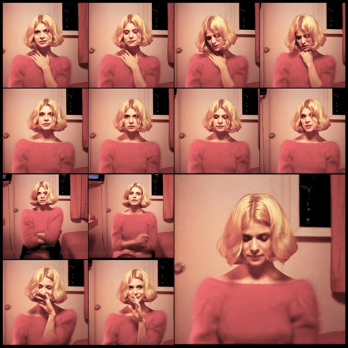 Nastassja Kinski in Paris, Texas. 1984
