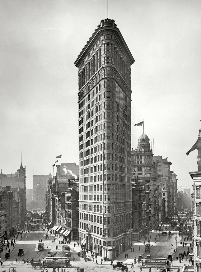 The Flatiron 1903